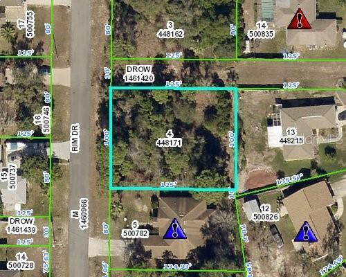 3034 Rim Drive Property Photo