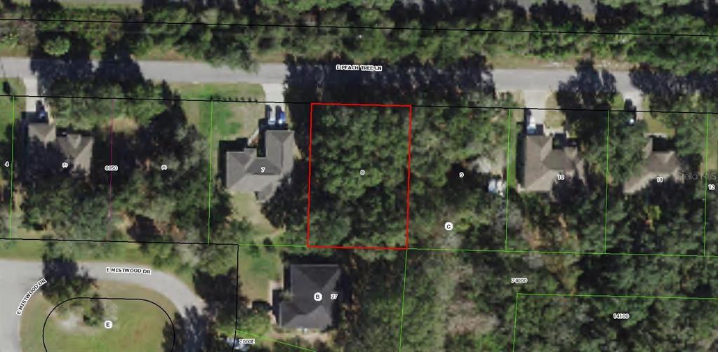 9532 E PEACHTREE LANE Property Photo - INVERNESS, FL real estate listing