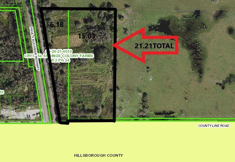40053 County Line Road Property Photo