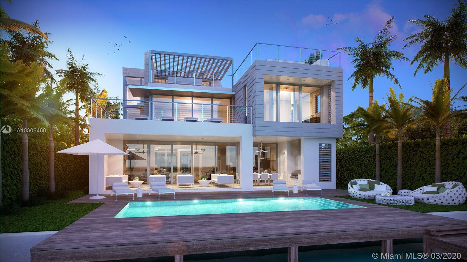1045 N Venetian Drive Property Photo