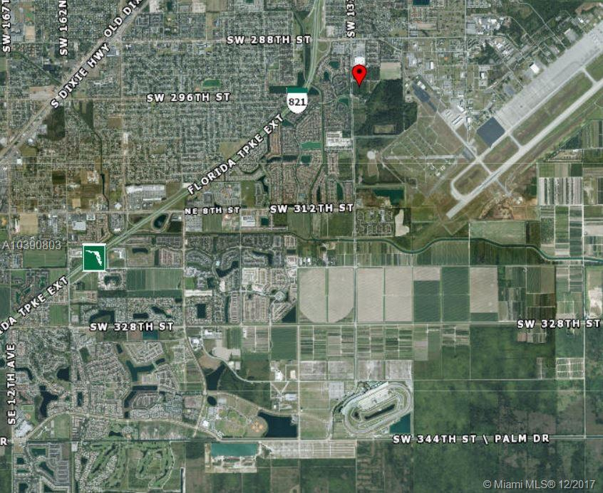 SW 288 St(APPROX) & SW 137 AVE Property Photo - Homestead, FL real estate listing