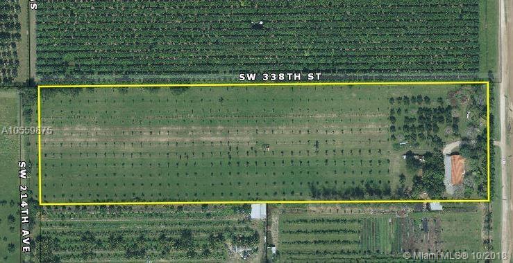 33800 SW 212th Ave, Homestead, FL 33034 - Homestead, FL real estate listing