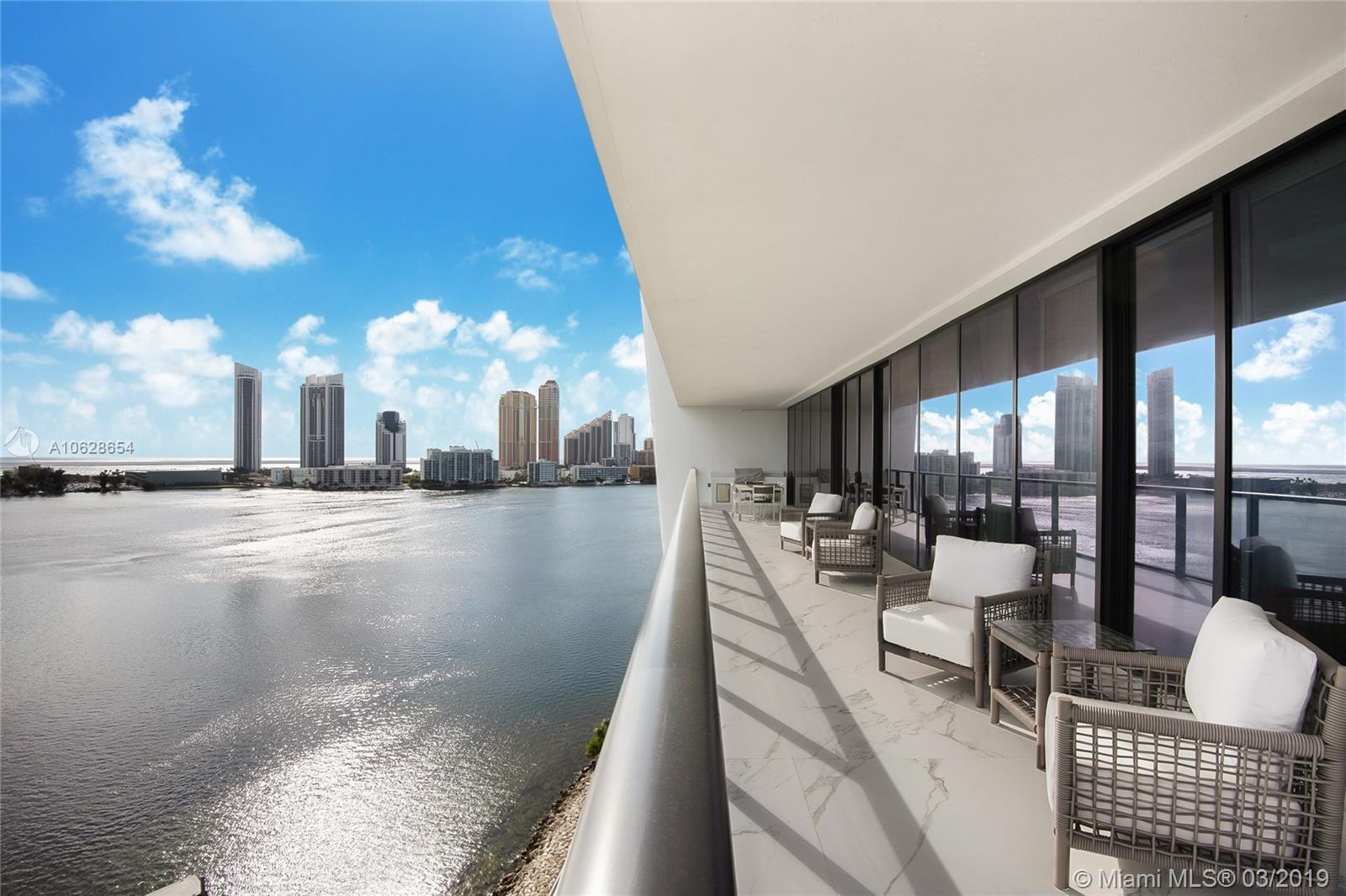 5500 ISLAND ESTATES #901 Property Photo - Aventura, FL real estate listing