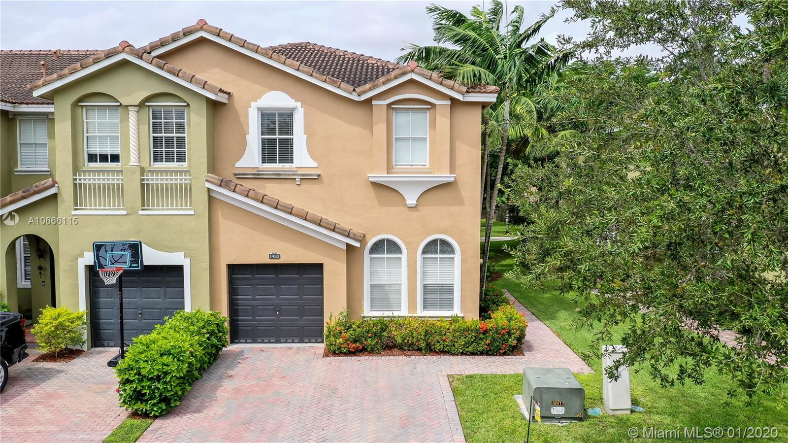 1482 SE 25 Ave, Homestead, FL 33035 - Homestead, FL real estate listing