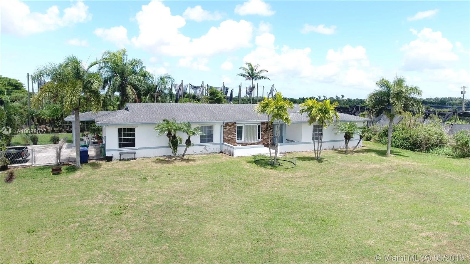 28405 SW 185th Ave, Homestead, FL 33030 - Homestead, FL real estate listing
