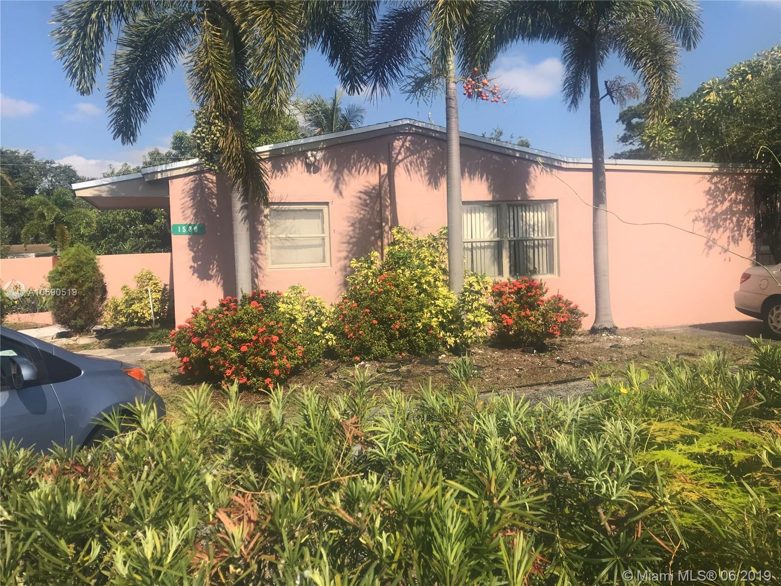 1530 N 71st Ter, Hollywood, FL 33024 - Hollywood, FL real estate listing