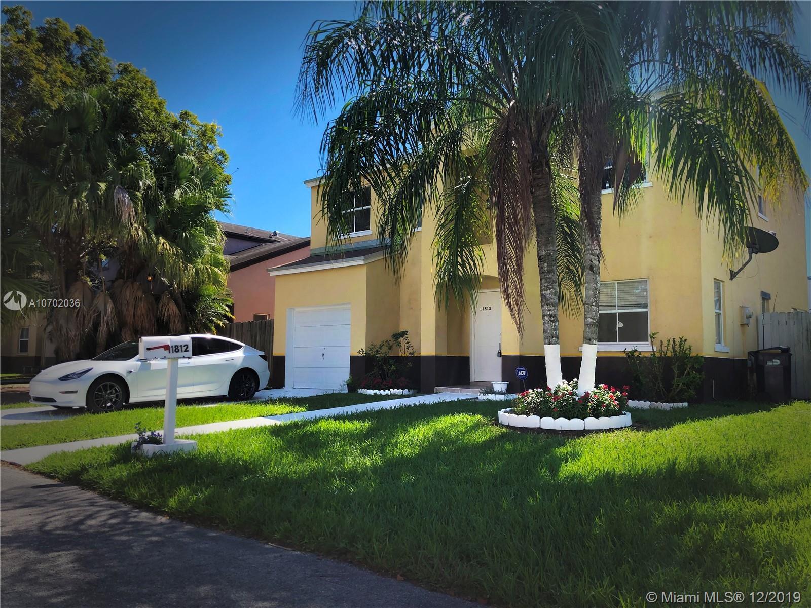 11812 SW 272nd Ter, Homestead, FL 33032 - Homestead, FL real estate listing