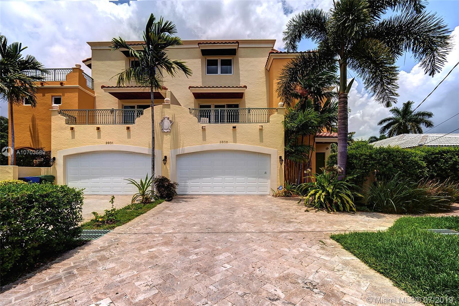 2603 NE 32nd Ave, Fort Lauderdale, FL 33308 - Fort Lauderdale, FL real estate listing