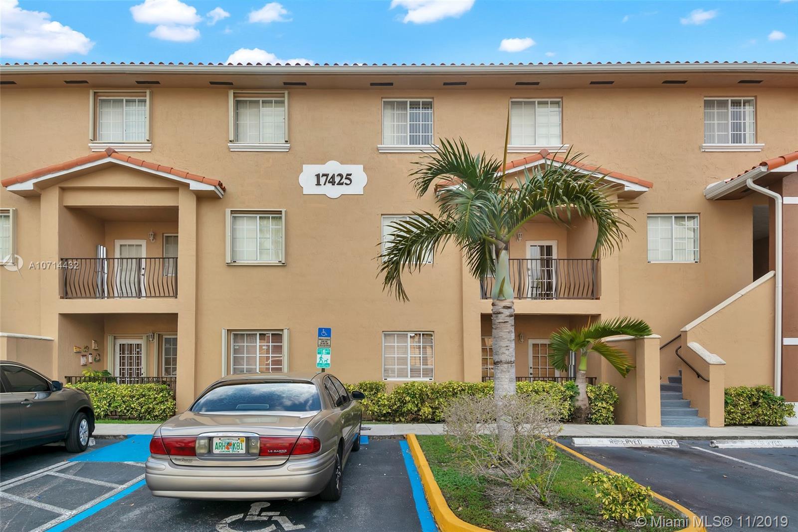 17425 NW 75th Pl #106, Hialeah, FL 33015 - Hialeah, FL real estate listing