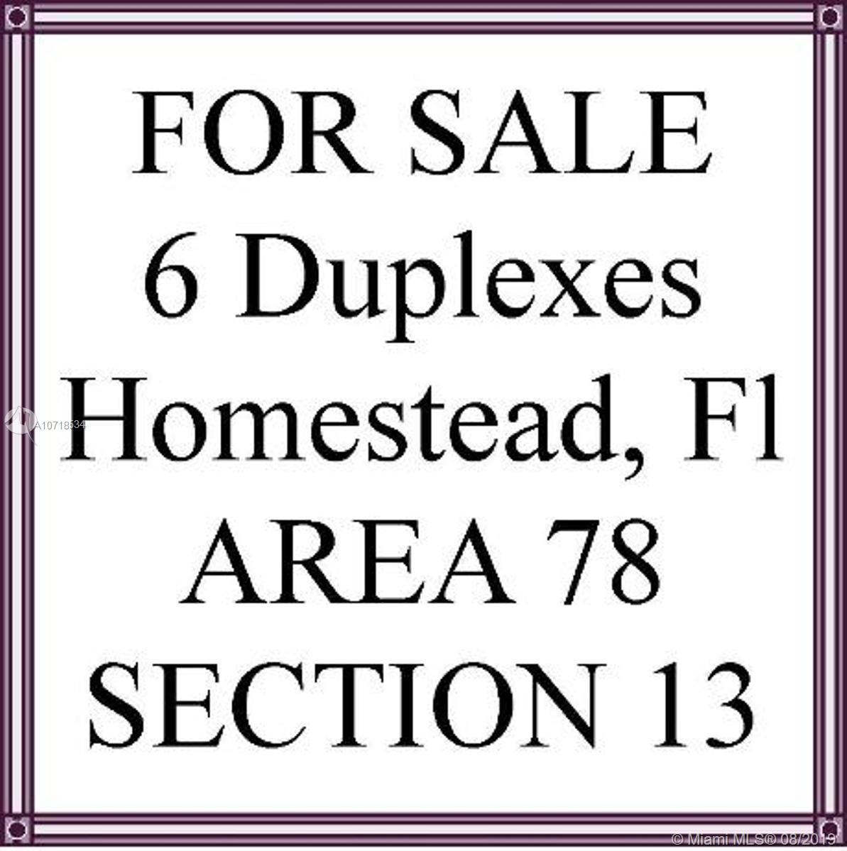 1341 NW 13th St, Homestead, FL 33030 - Homestead, FL real estate listing