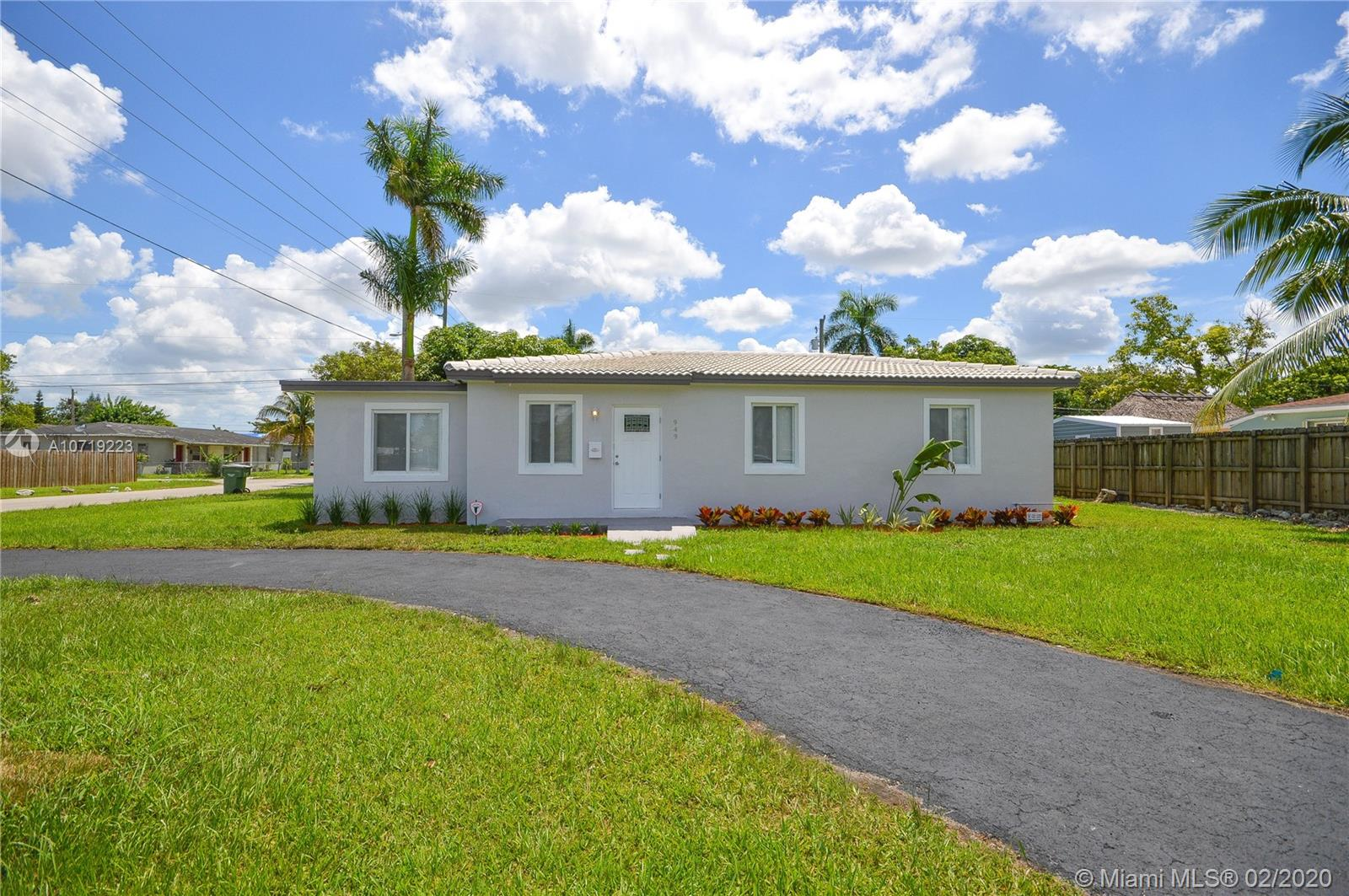 949 NE 4th Ave, Homestead, FL 33030 - Homestead, FL real estate listing