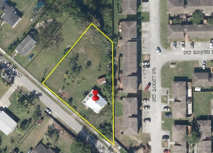 14201 Henderson St Property Photo - Naranja, FL real estate listing
