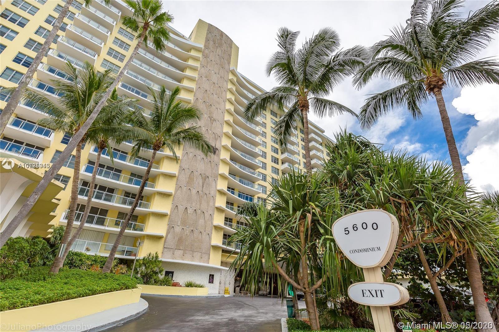 5600 Collins Ave #4M, Miami Beach, FL 33140 - Miami Beach, FL real estate listing