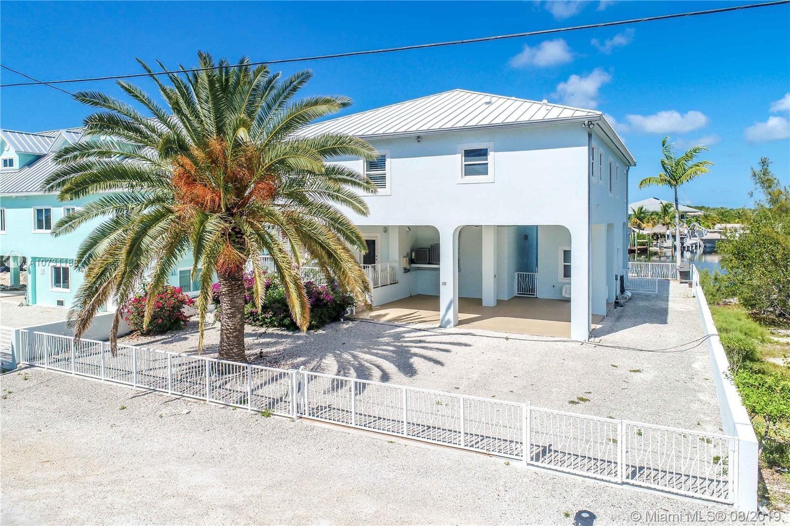 105 La Paloma Rd, Other City - Keys/Islands/Caribb, FL 33037 - Other City - Keys/Islands/Caribb, FL real estate listing