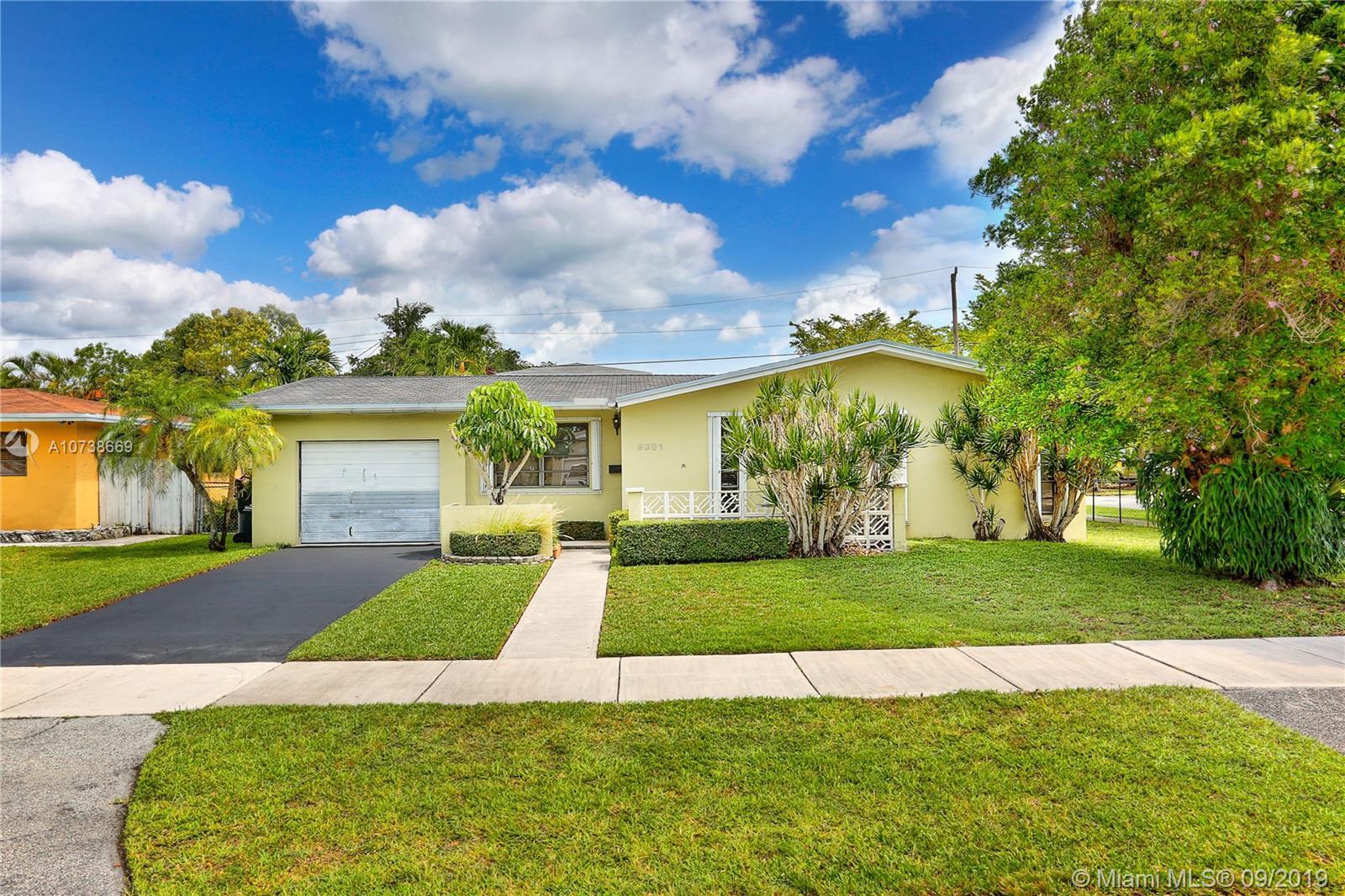 9361 SW 52nd Ter, Miami, FL 33165 - Miami, FL real estate listing
