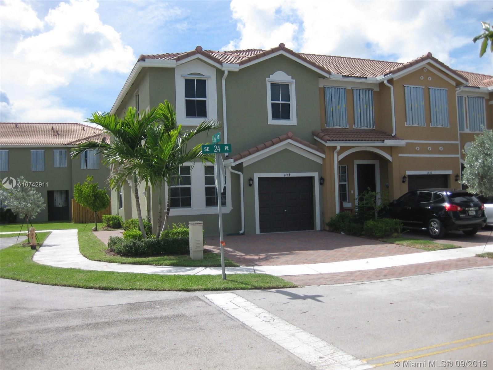 1444 SE 24th Pl, Homestead, FL 33035 - Homestead, FL real estate listing