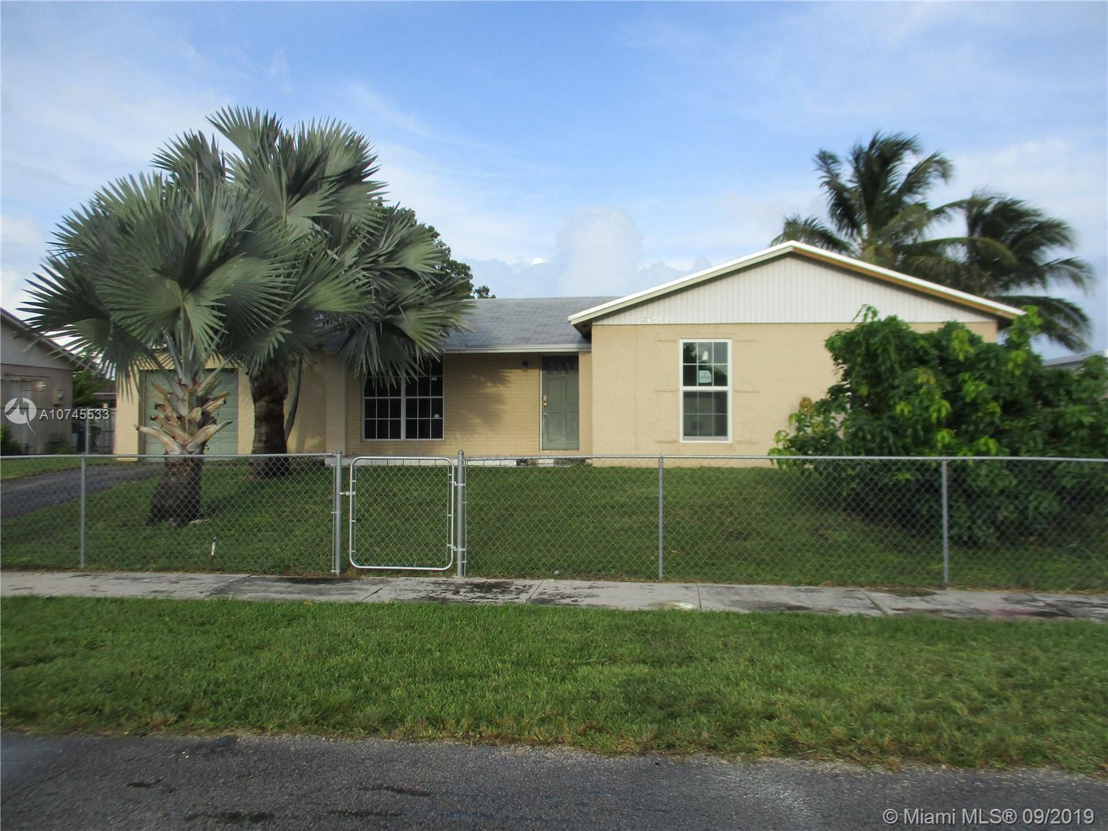 25835 SW 131st Ct, Homestead, FL 33032 - Homestead, FL real estate listing