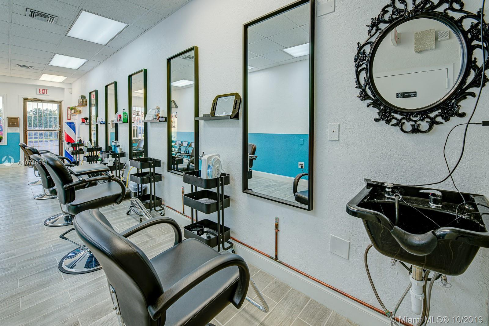 Barbershop on US-1 Property Photo - Miami, FL real estate listing