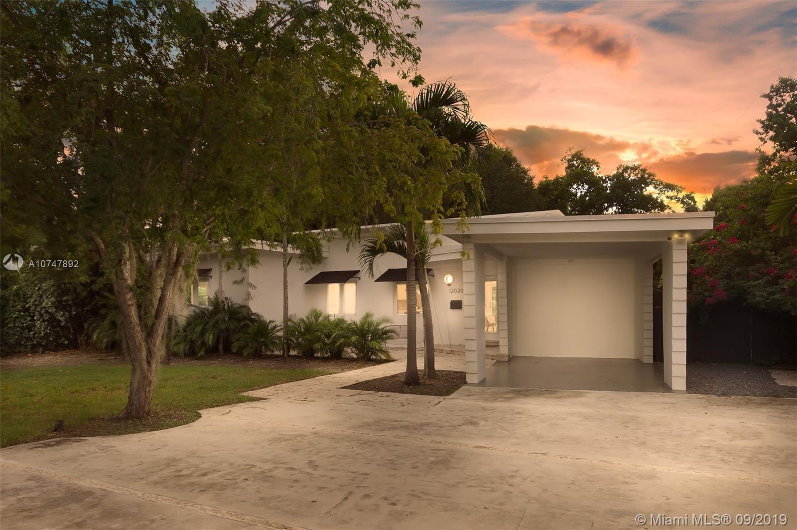 12020 NE 5th Ave, Biscayne Park, FL 33161 - Biscayne Park, FL real estate listing