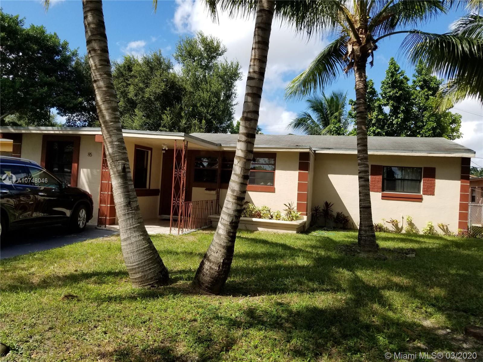 85 NE 171, North Miami Beach, FL 33162 - North Miami Beach, FL real estate listing