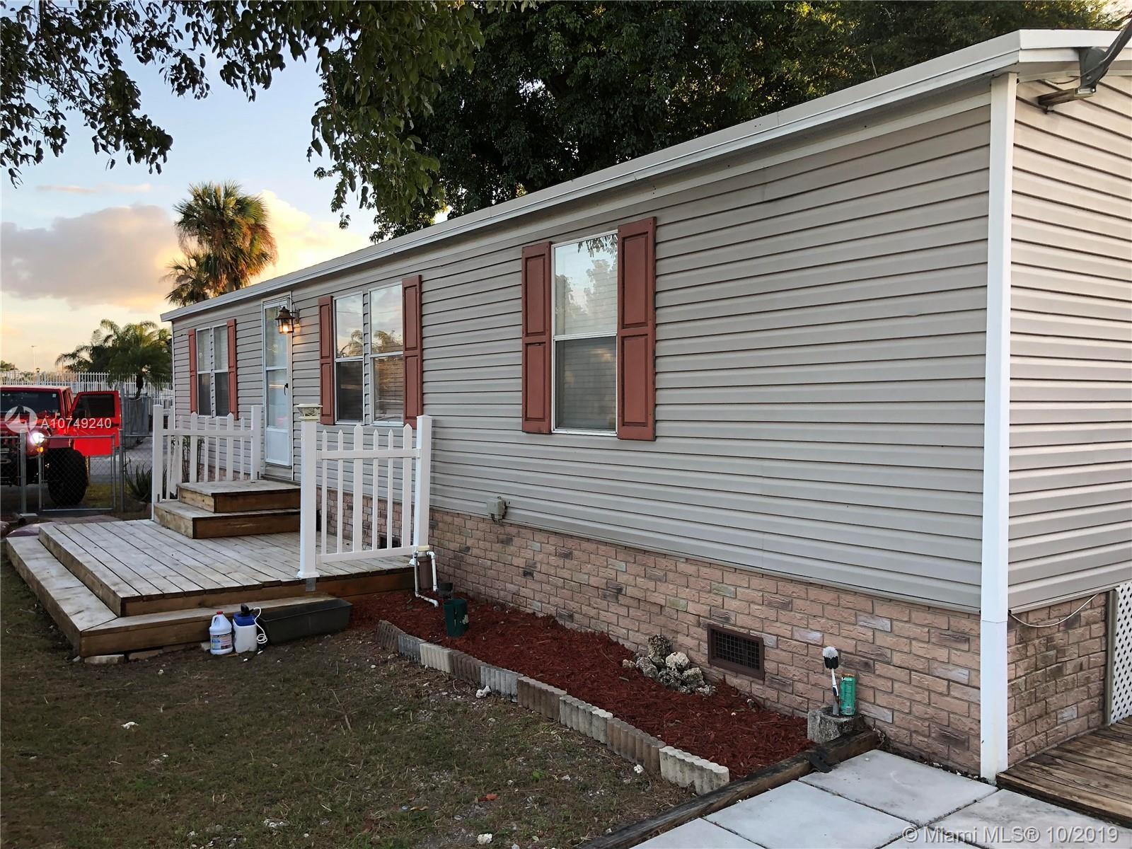 220 NE 12th Ave Lot 75, Homestead, FL 33030 - Homestead, FL real estate listing