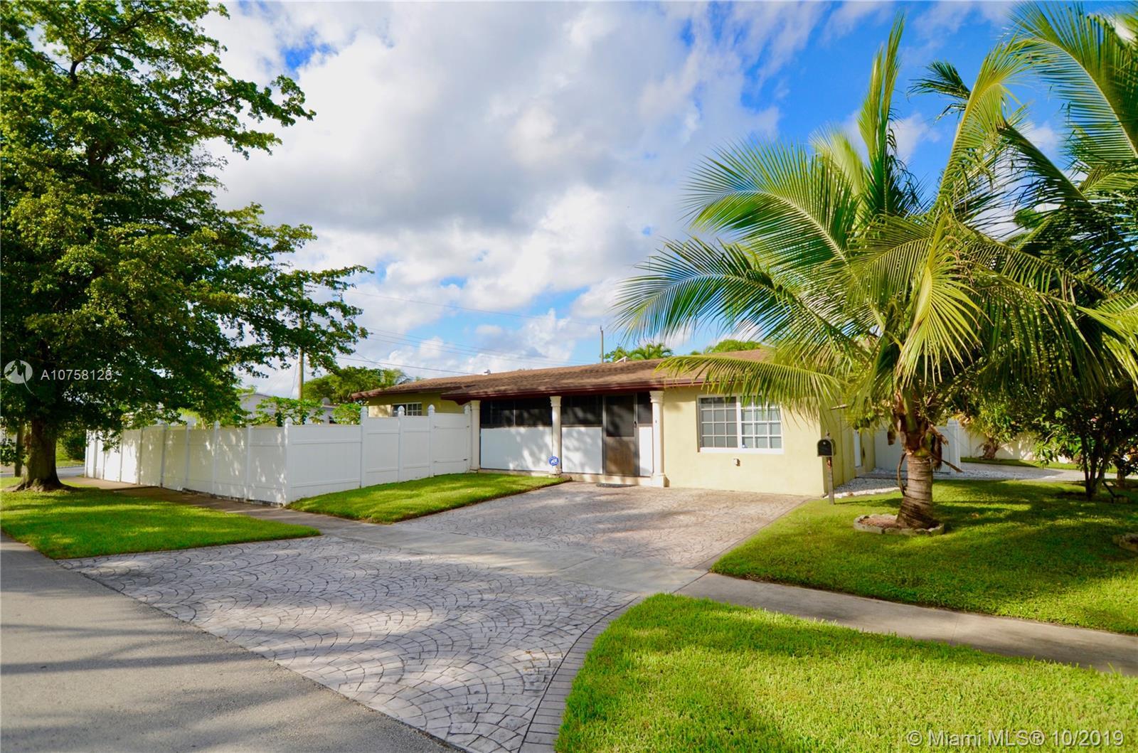 7400 Buchanan St, Hollywood, FL 33024 - Hollywood, FL real estate listing
