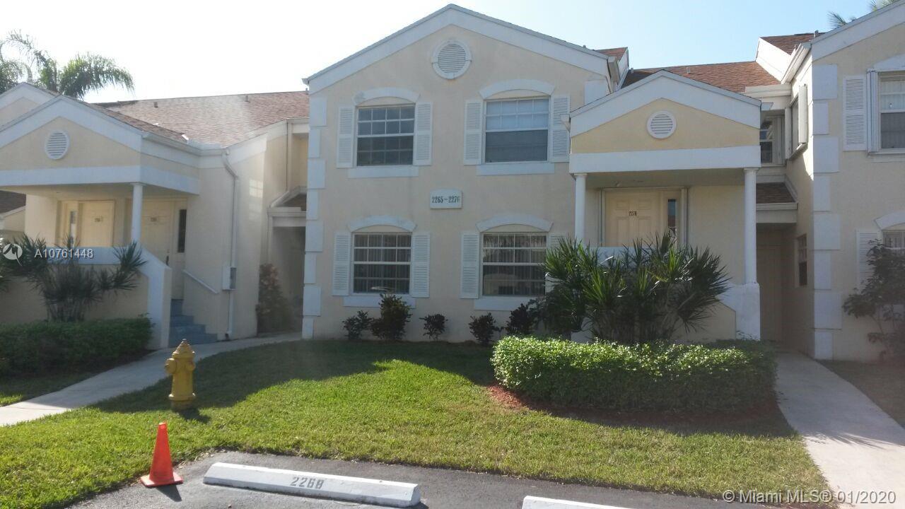 2268 SE 27th Dr #202-7F, Homestead, FL 33035 - Homestead, FL real estate listing