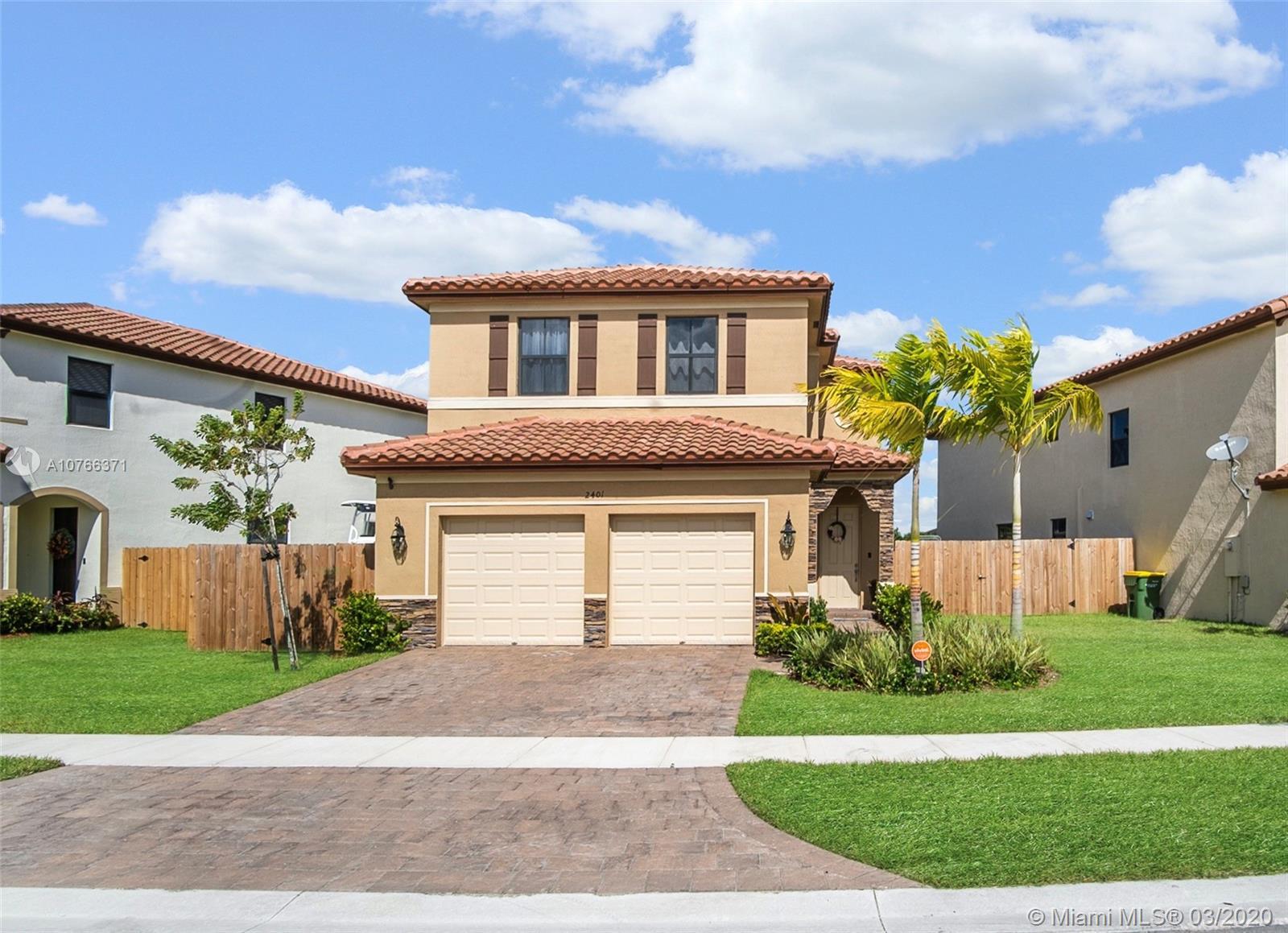 2401 NE 2nd Dr, Homestead, FL 33033 - Homestead, FL real estate listing