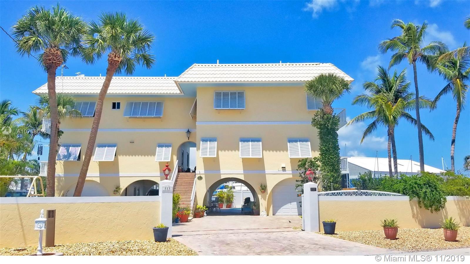 513 Caribbean, Other City - Keys/Islands/Caribb, FL 33037 - Other City - Keys/Islands/Caribb, FL real estate listing