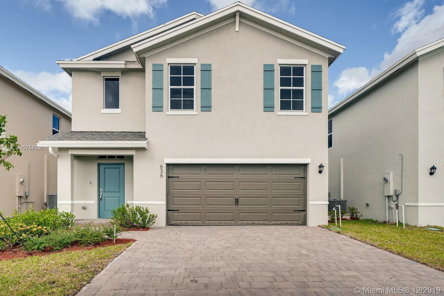 636 NE 5th Way, Florida City, FL 33034 - Florida City, FL real estate listing