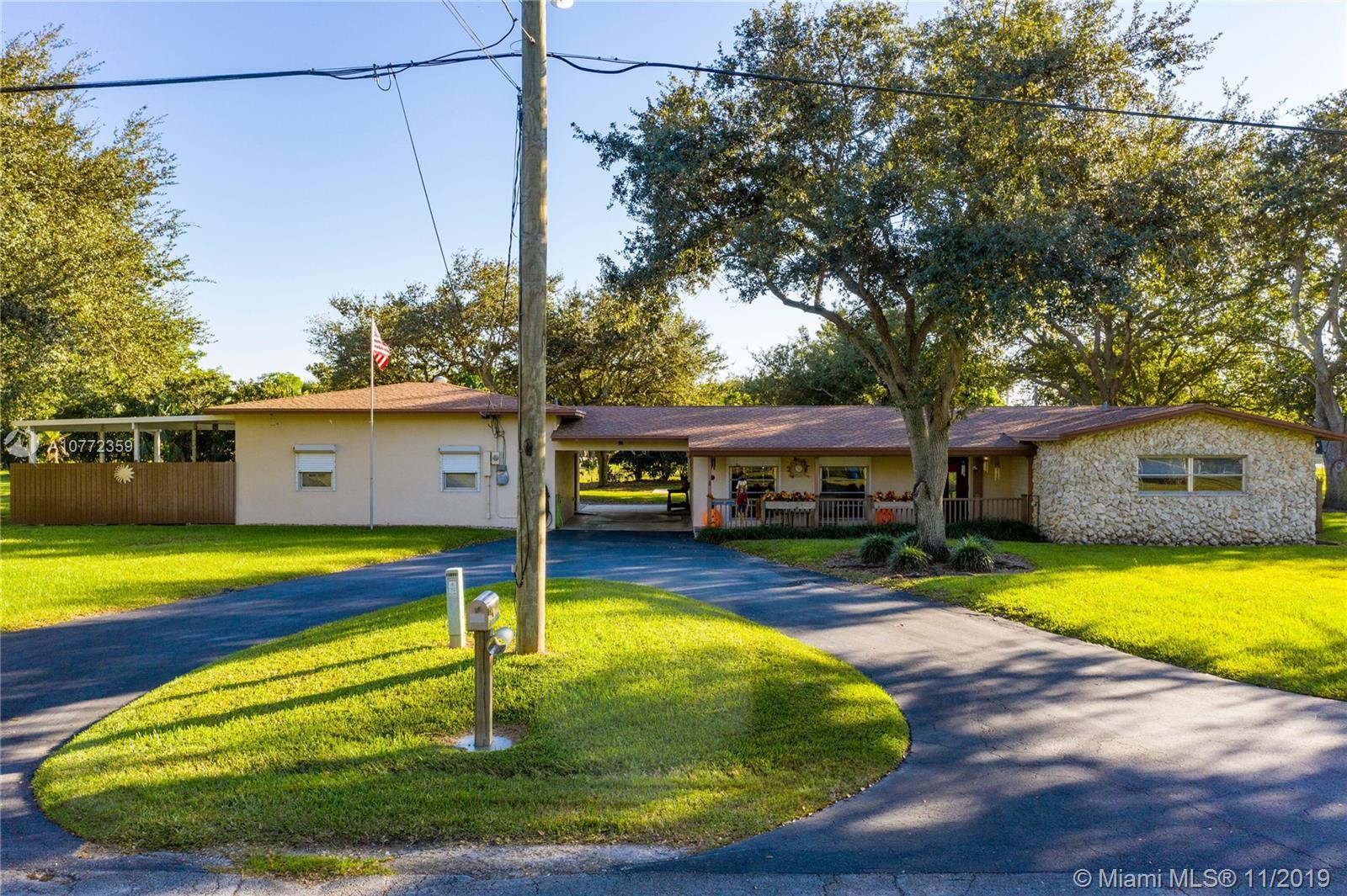 19600 SW 308th St, Homestead, FL 33030 - Homestead, FL real estate listing