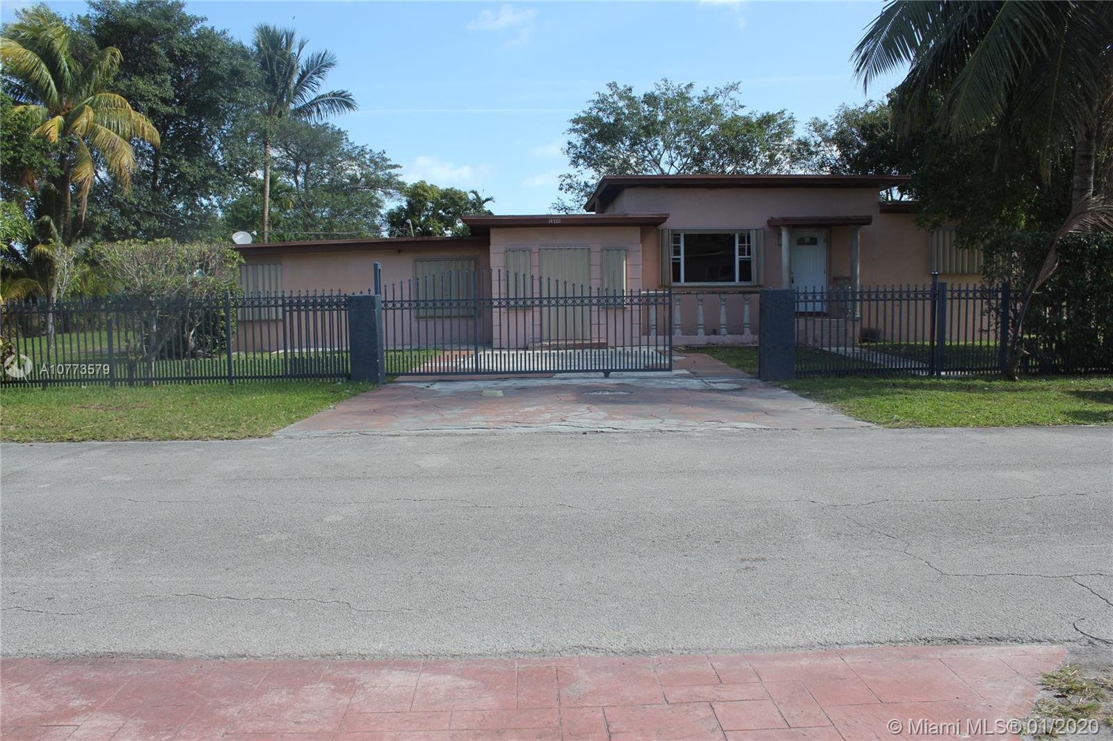 14701 NW 3rd Ave, Miami, FL 33168 - Miami, FL real estate listing