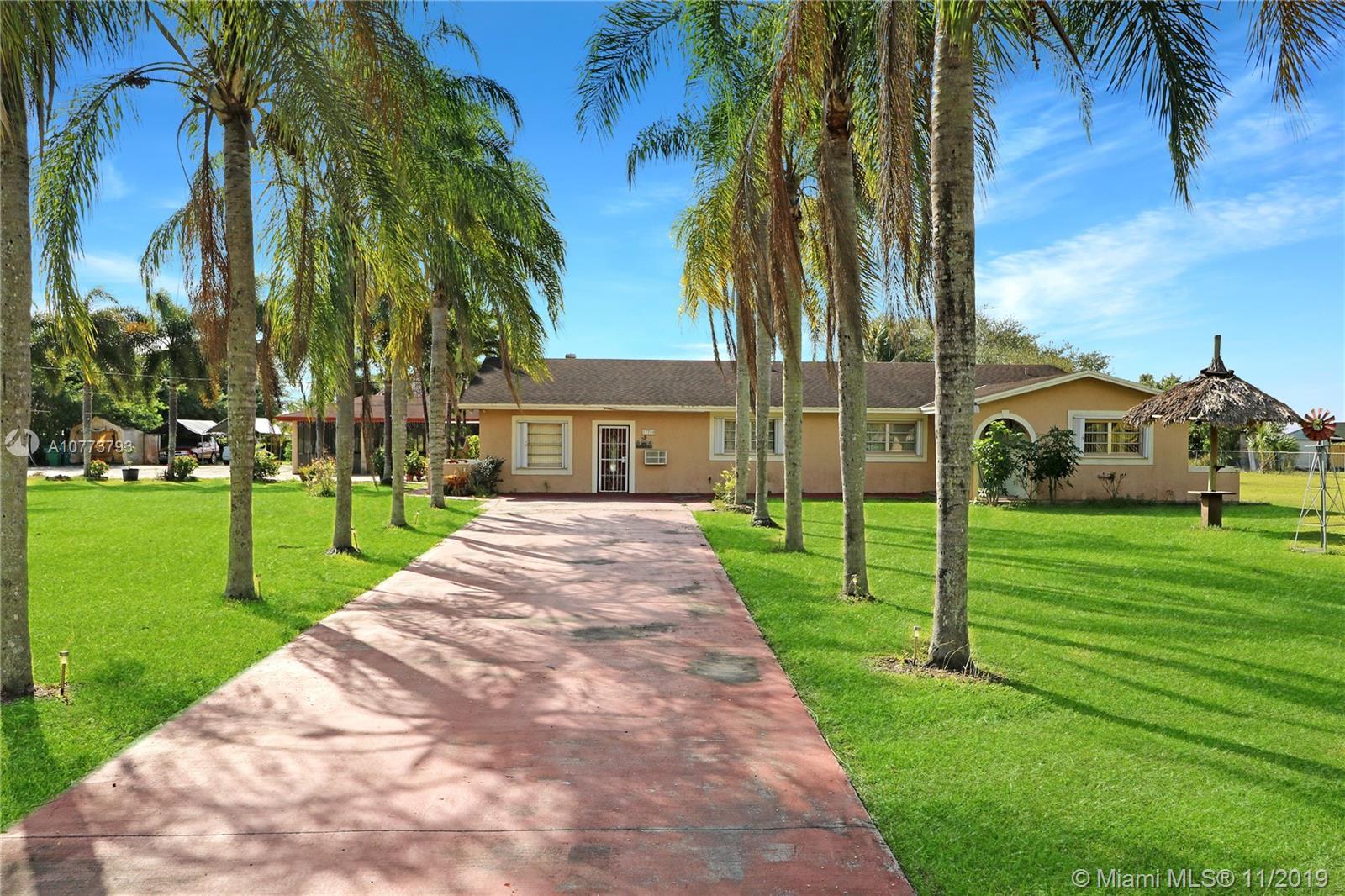 17750 SW 272nd St, Homestead, FL 33031 - Homestead, FL real estate listing