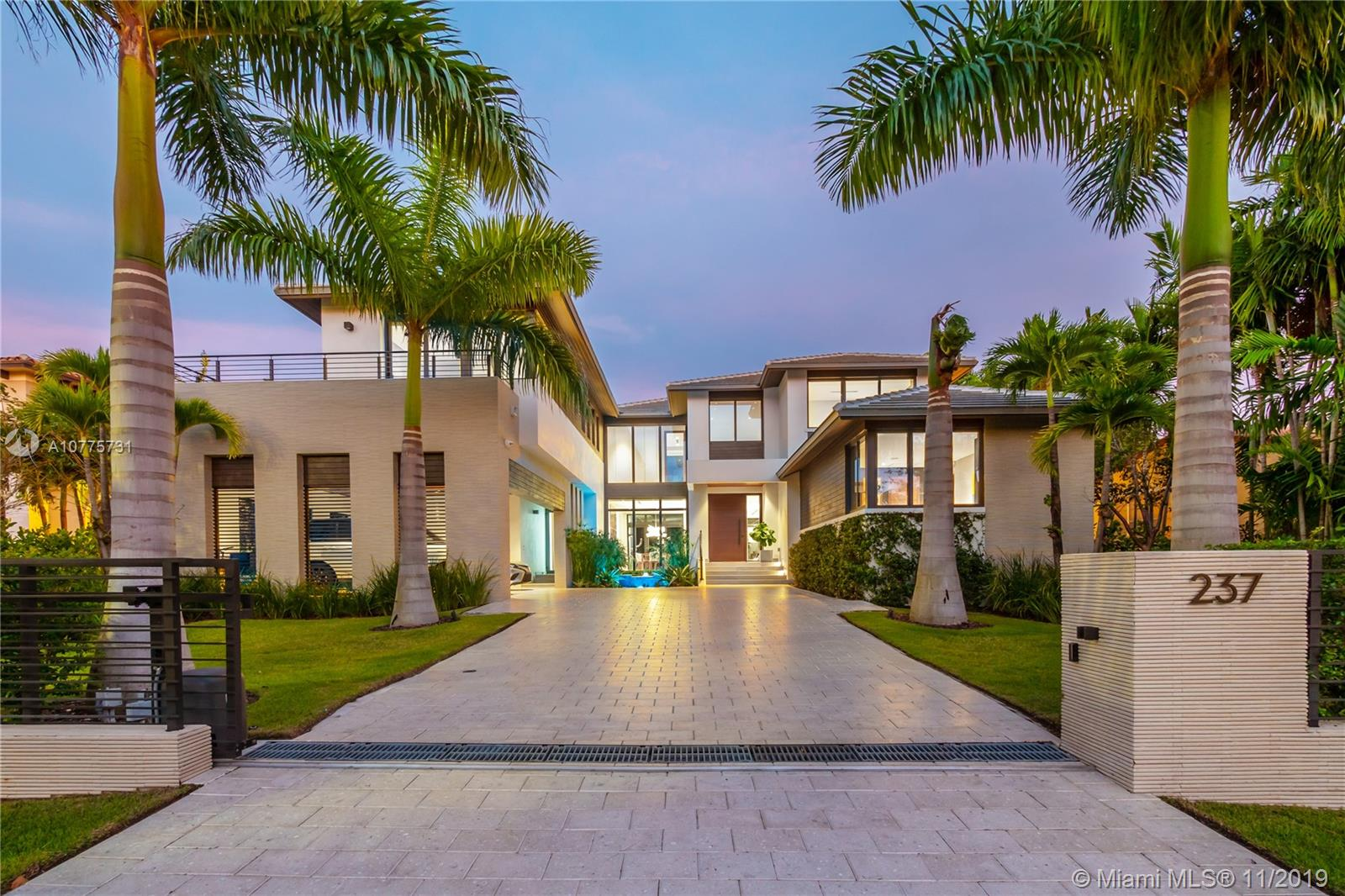 237 Bal Cross Dr Property Photo - Bal Harbour, FL real estate listing