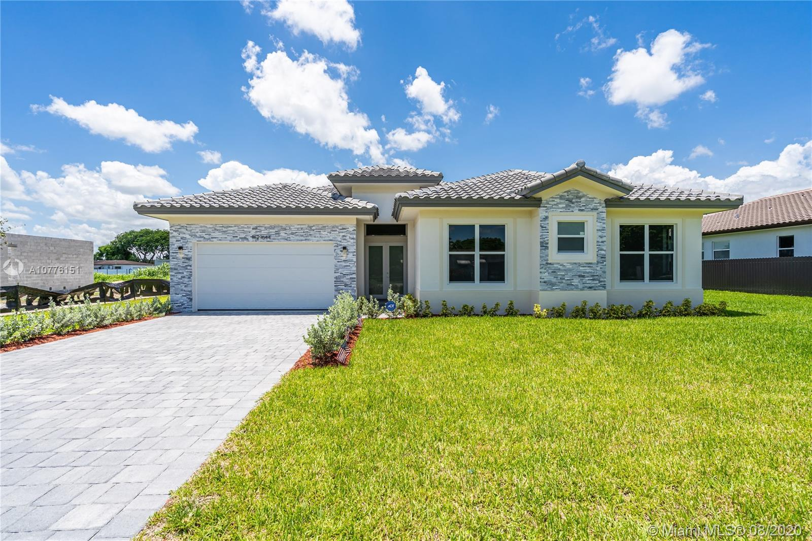 29601 SW 169 AVE Property Photo - Homestead, FL real estate listing