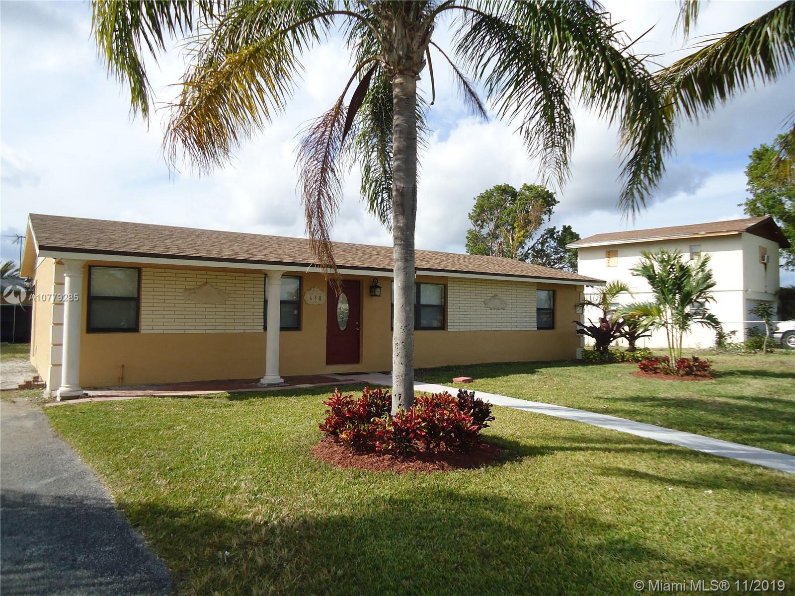 638 SW 16th Ter, Homestead, FL 33030 - Homestead, FL real estate listing