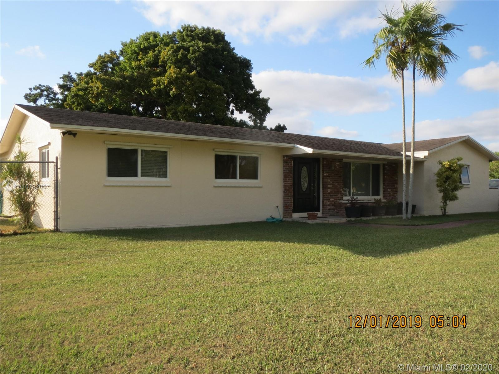 25420 SW 193rd ave, Unincorporated Dade County, FL 33031 - Unincorporated Dade County, FL real estate listing