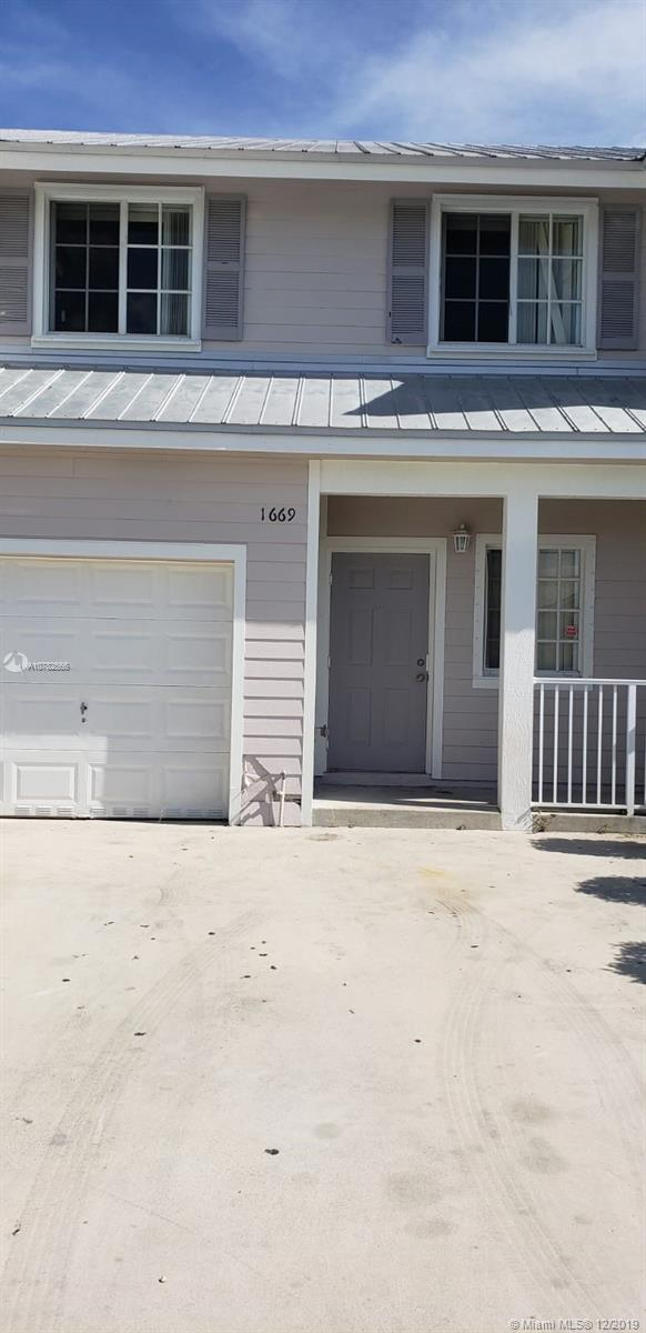 1669 SE 9th Ter #1669, Homestead, FL 33034 - Homestead, FL real estate listing
