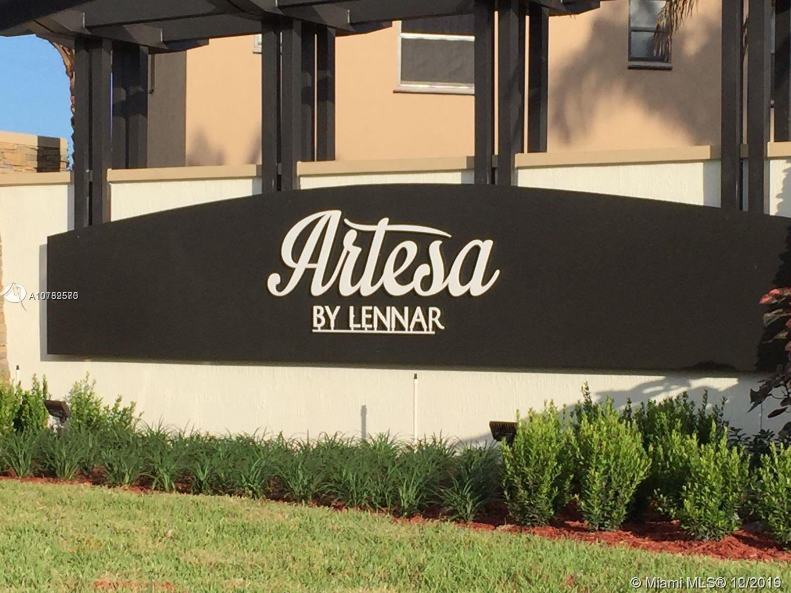 Artesa Real Estate Listings Main Image