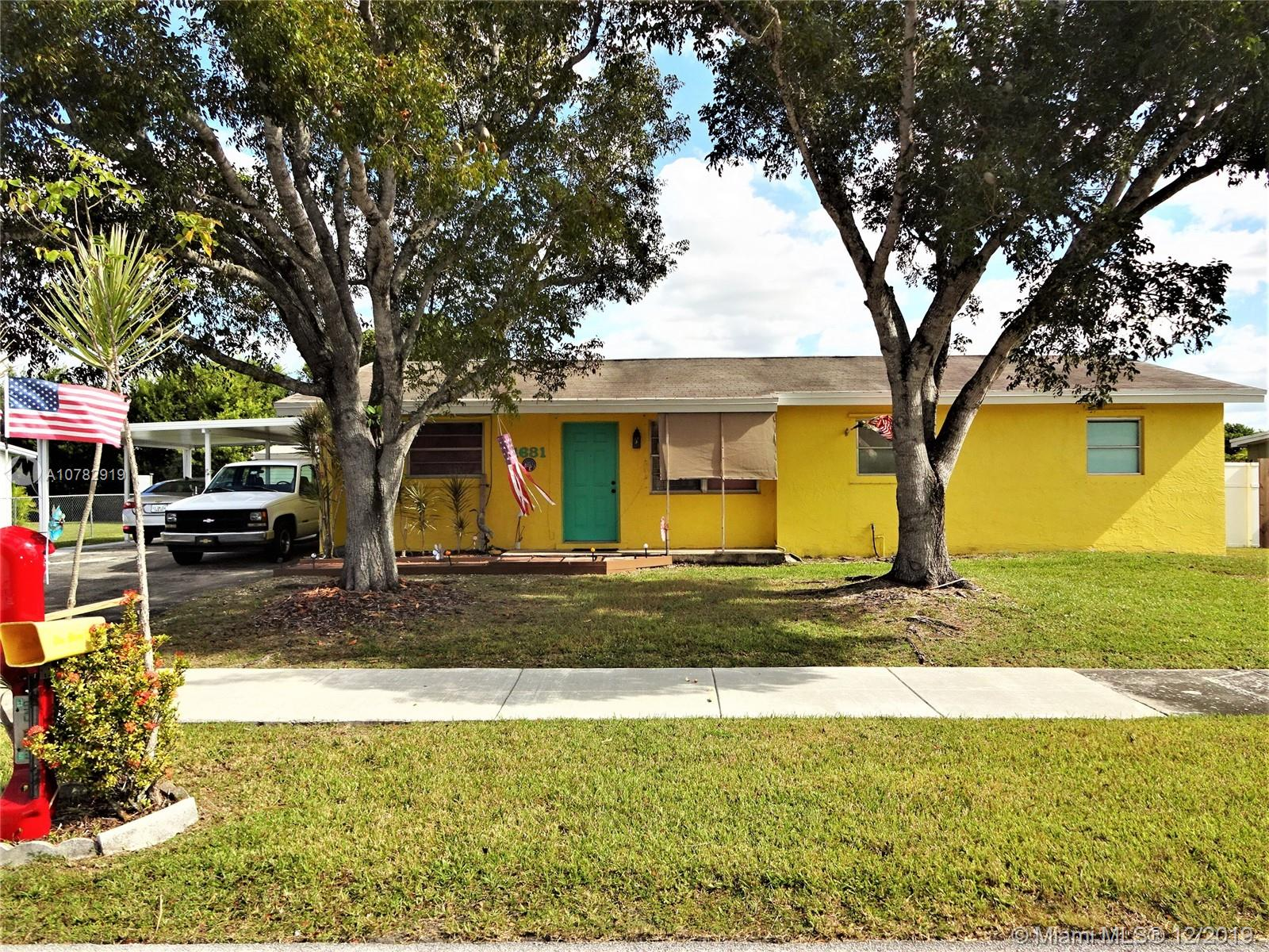 1681 NW 13 Ave, Homestead, FL 33030 - Homestead, FL real estate listing
