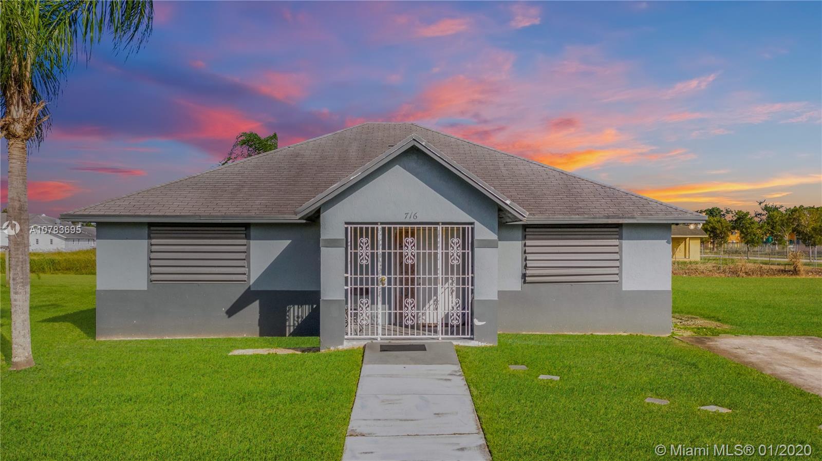Florida City Pud Real Estate Listings Main Image