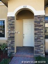 553 SE 32nd Ter #553, Homestead, FL 33033 - Homestead, FL real estate listing
