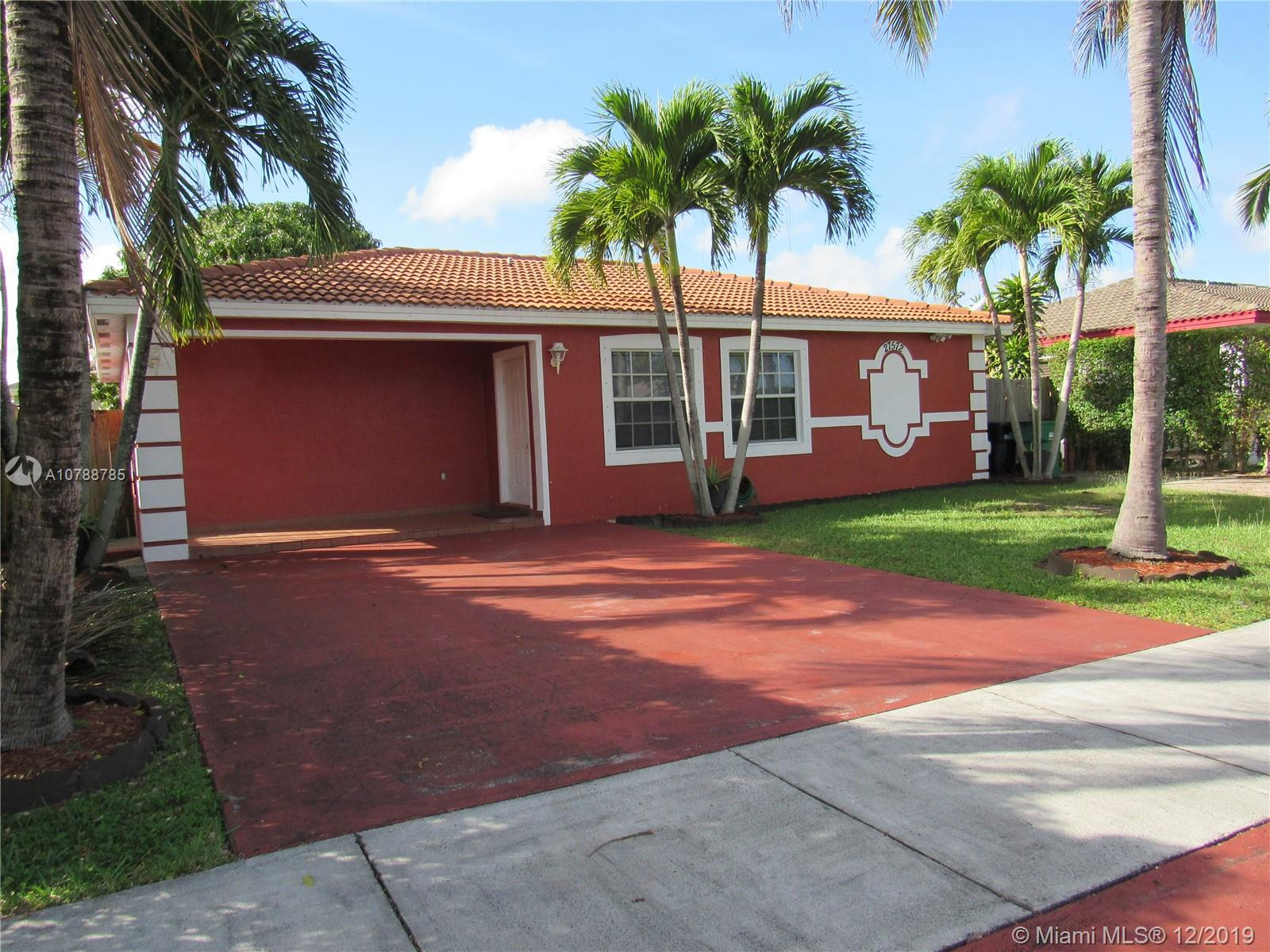 27572 SW 132nd Pl, Homestead, FL 33032 - Homestead, FL real estate listing