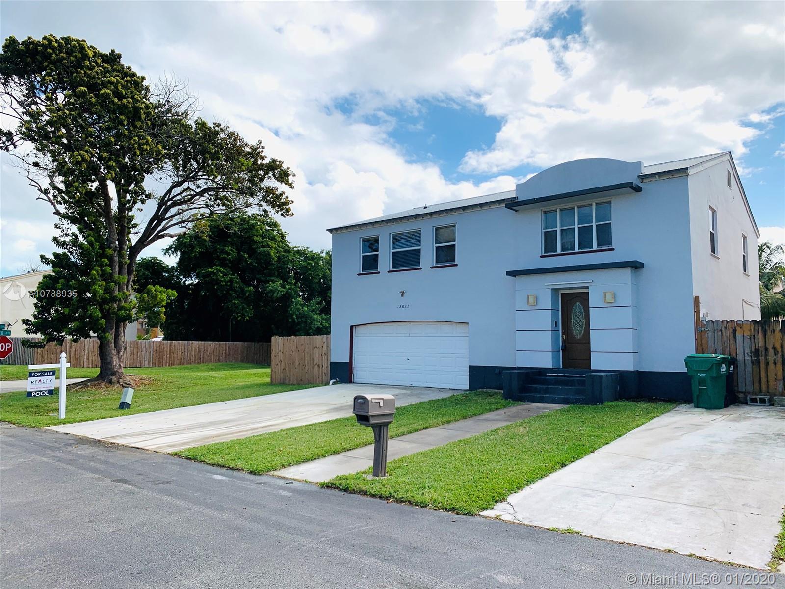 12022 SW 271st Ter, Homestead, FL 33032 - Homestead, FL real estate listing
