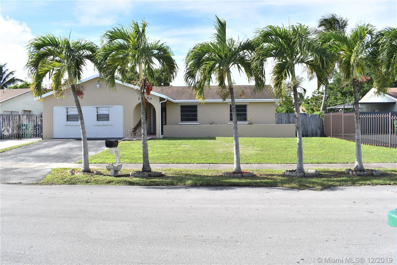 26150 SW 132 pl, Homestead, FL 33032 - Homestead, FL real estate listing
