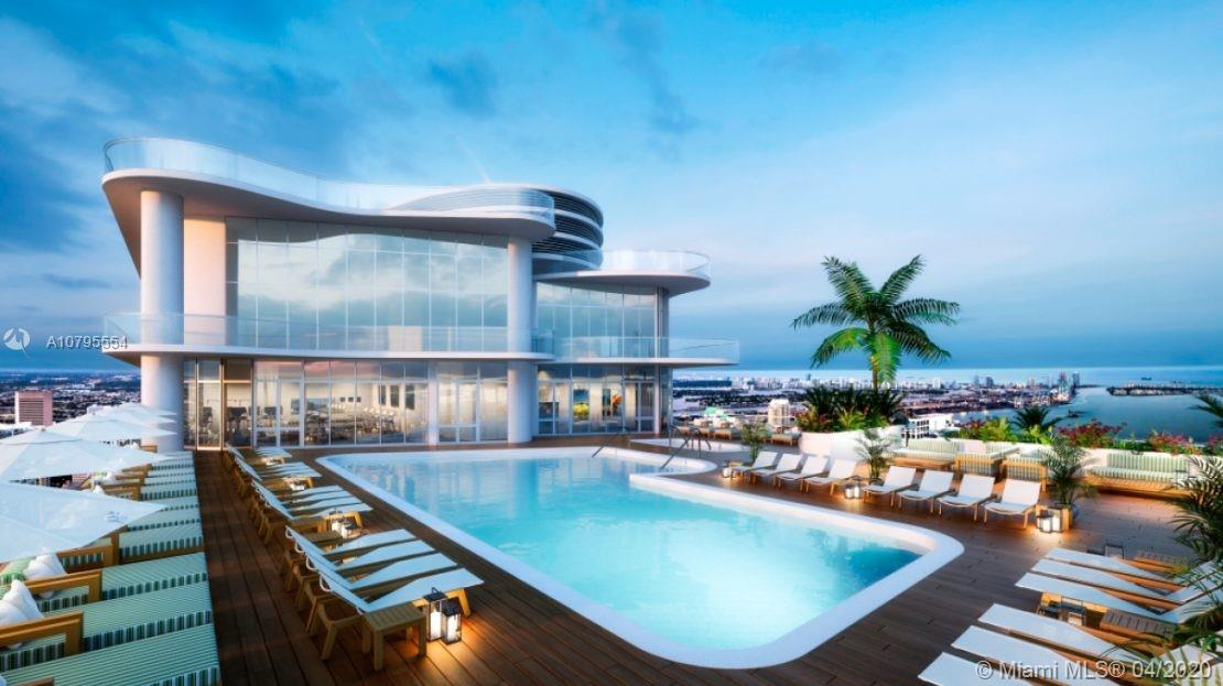 1000 Brickell Plaza #2705, Miami, FL 33131 - Miami, FL real estate listing
