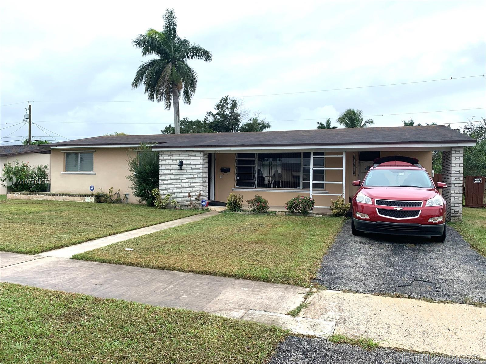 1666 NW 8th Ter, Homestead, FL 33030 - Homestead, FL real estate listing