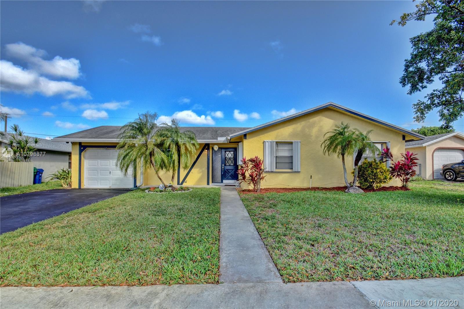 8231 NW 45th Ct, Lauderhill, FL 33351 - Lauderhill, FL real estate listing