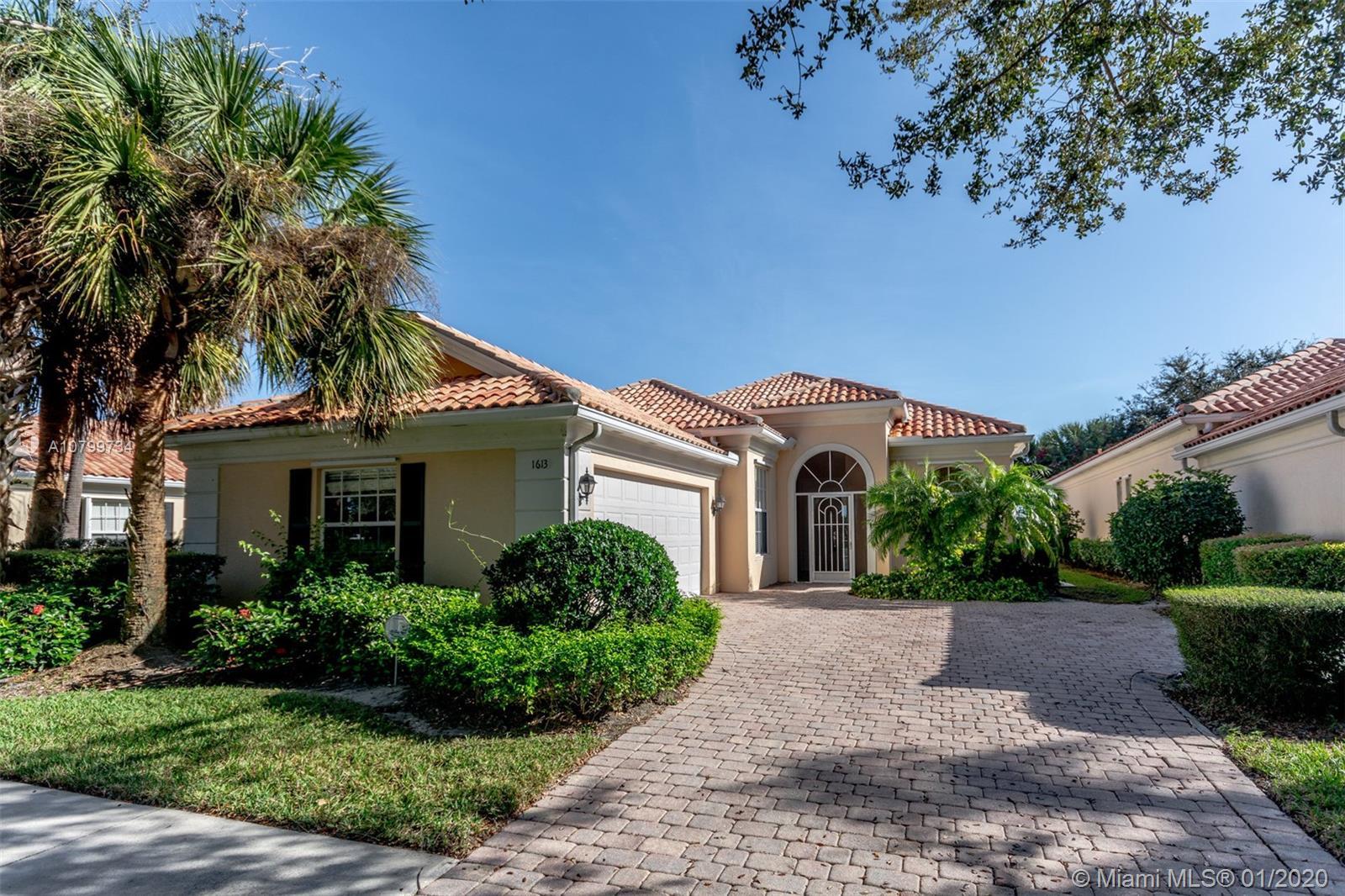 1613 SW Balmoral, Stuart, FL 34997 - Stuart, FL real estate listing