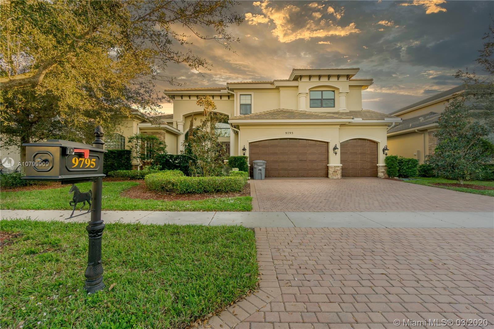9795 Equus Cir Property Photo - Boynton Beach, FL real estate listing